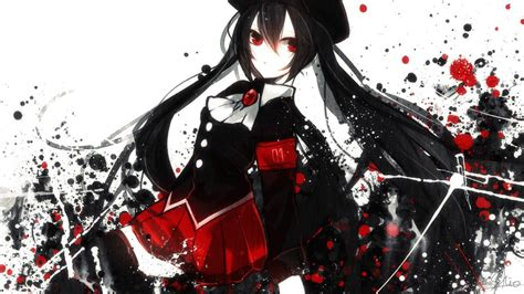 Wallpaper Black Anime - ultra hd anime black wallpapers 4k fondos de