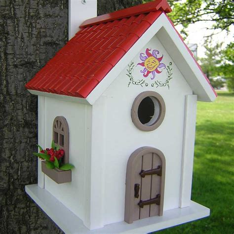 painted bird houses bird houses birdhouses and birds