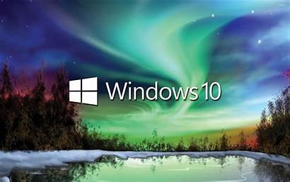 Windows Lights Computer Northern Wallpapers Computers Code
