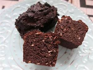 Kokos Schoko Brownies Happy Carb Rezepte