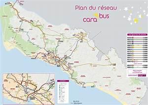 le reseau cara39bus communaute d39agglomeration royan With plan de maison en ligne 2 les cartes du minervois