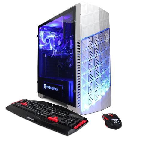 best gamer computer cyberpowerpc gamer ultra gua882 desktop gaming pc review
