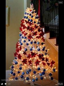 My Patriotic Trees and Decor Part 1
