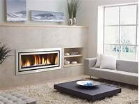 modern gas fireplaces Indoor : Gas Wall Fireplaces Modern Gas Insert Fireplace ...