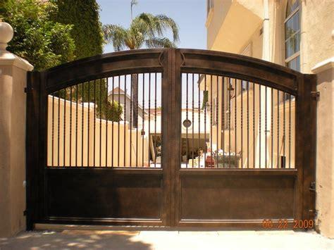 custom wrought iron driveway gate gates wrought iron