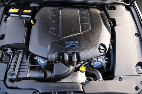 Lexus Isf Engine by 2011 Lexus Is F W Autoblog