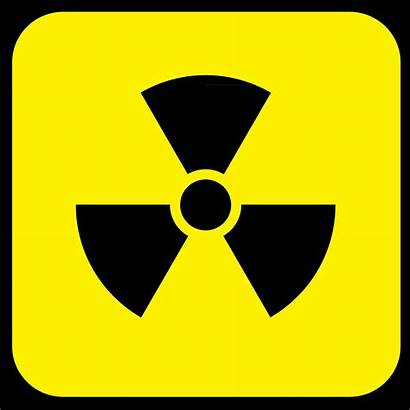 Nuclear Symbol Power Energy Plant Clipart Waste