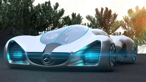 The Future Of Cars Is Finally Here