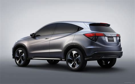 suv honda honda urban suv concept 2014 widescreen exotic car