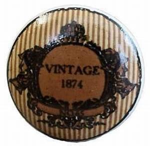 Bouton De Meuble Vintage : cat gorie poign e page 3 du guide et comparateur d 39 achat ~ Melissatoandfro.com Idées de Décoration