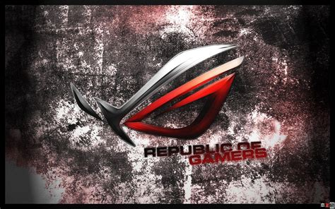 Republic Of Gamers (rog) Wallpapers Hd For Desktop Backgrounds
