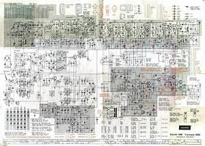 Circuit Diagram Of Grundig Satellit 1000 Transistor Radio