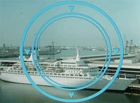 Princess Cruises Love Boat Theme by Original Love Boat Sold For Scrap Bionic Disco