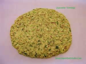 Zucchini Paleo Tortillas Recipe