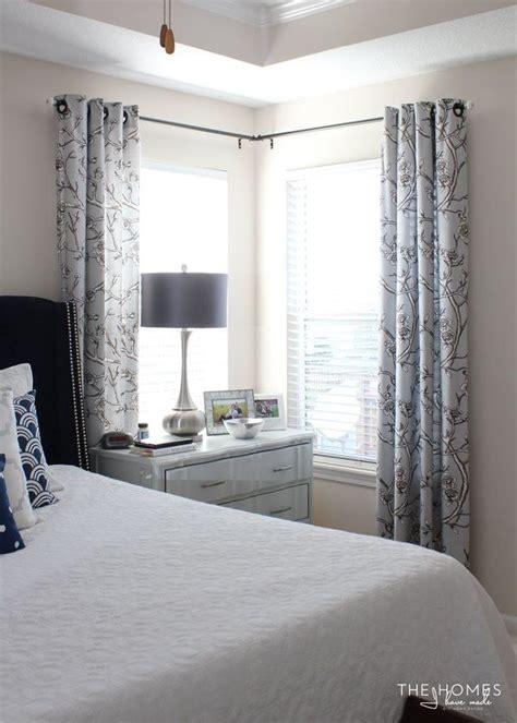 making  case  hanging curtains   rental