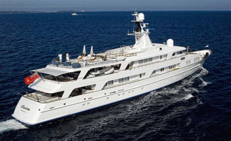yacht illusion yacht specifications 184 ft feadship