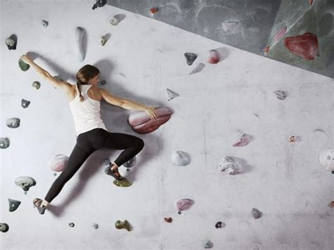 Climbing The Walls New Calorie Torching Core Workout