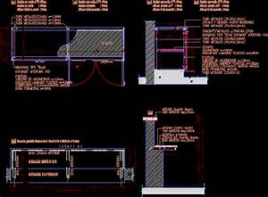 Counter Table Design Kitchen Details Of Kitchen 39 S Furniture Dwg Section For Autocad