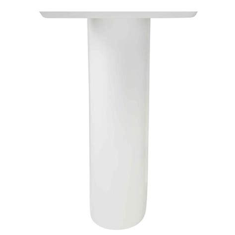 american standard boulevard white complete pedestal american standard boulevard tropic vitreous china pedestal