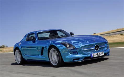 Mercedes BenzCar : Mercedes-benz Sls Amg Electric Drive