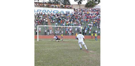 Acabou o sonho da Copa do Brasil para o Arapong