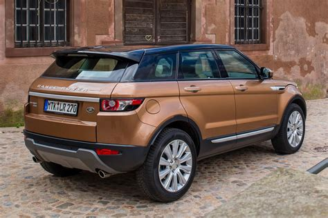 Land Rover Range Rover Evoque Picture by Land Rover Range Rover Evoque 2013 Pictures Land Rover