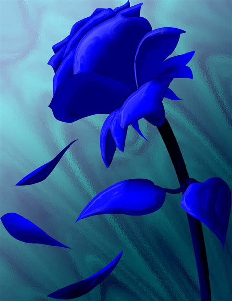 Blue Rose This Is Just Lovely Blue Rose Pinterest