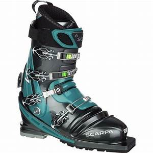 Telemark Boot Size Chart Scarpa T1 Telemark Boot Backcountry Com