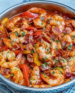 shrimp creole for meal prep clean food crush