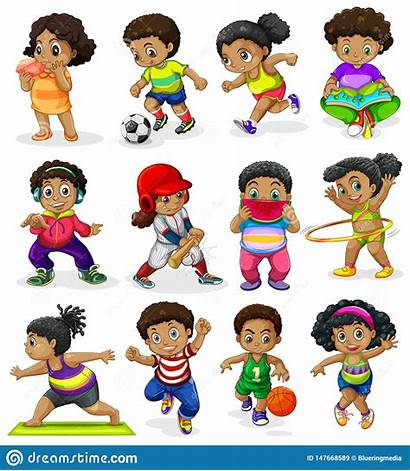 African American Clip Children Clipart Clipground Cliparts