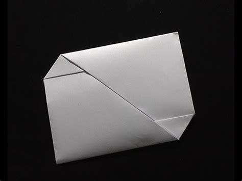 Enveloppe En Origami Origami Pliage Papier L Enveloppe