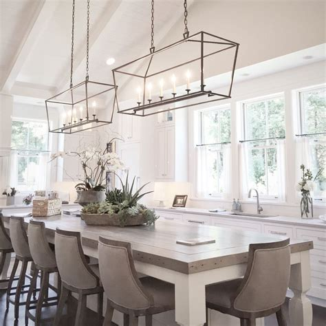 kitchen island chandeliers chandelier kitchen table chandelier ideas