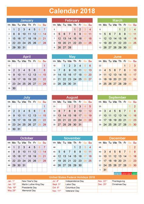 calendar holidays printable image printable