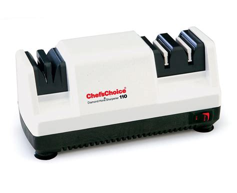 Chef S Choice Knife Sharpener How To Use by Chefs Choice Electric Knife Sharpener Model 110