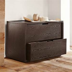 Modular File Cabinet - Modern - Filing Cabinets - by West Elm