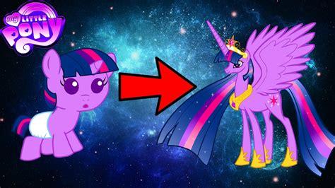 pony mane  transforms  baby  beautiful