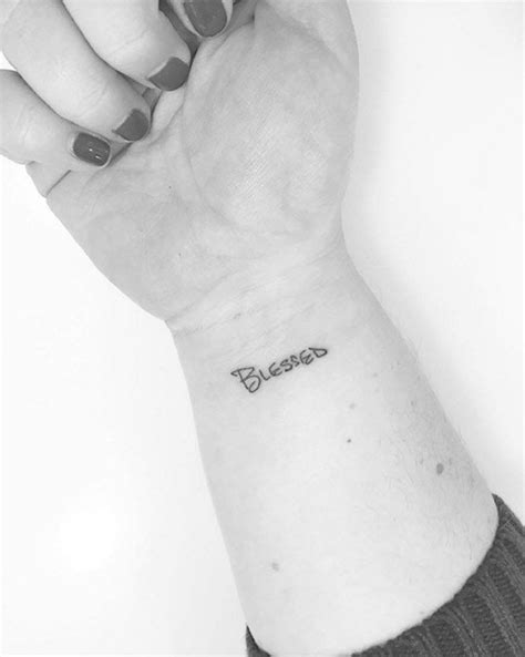 Pin by Kallie Cavin on T A T S | One word tattoos, Word