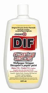 Zinsser Dif Wallpaper Stripper Liquid Concentrate 635ml ...