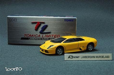 Tomica Limited Tl0043 Lamborghini