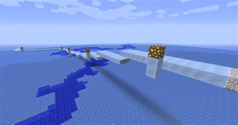 How To Make A Boat Race In Minecraft by Boat Race Minecraft Project