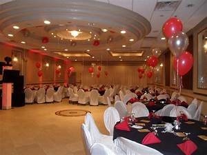 RED CARPET NEW YEAR'S EVE PARTY - PARTY DECORATIONS BY TERESA