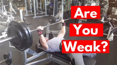How Many Reps For Bench Press by Why You Can T Bench Press 225 For Reps