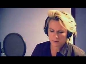 Jennifer Saunders recording Holding Out for a Hero - Shrek ...