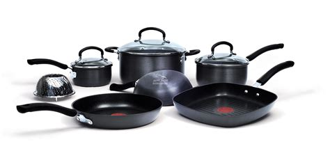 Win A T-fal By Jamie Oliver 10-piece Cookware