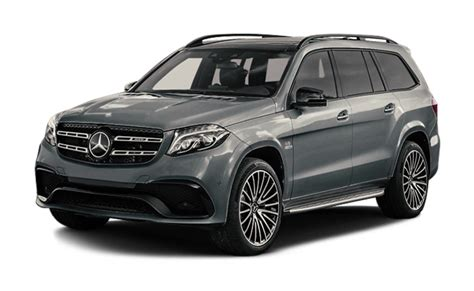 Mercedes-amg Gls 63 Price In India, Images, Mileage