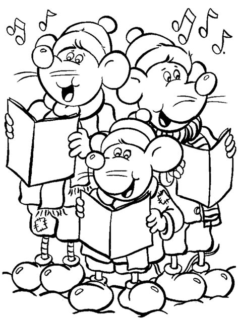 Free Printable Online Christmas Coloring Pages - Coloring Home