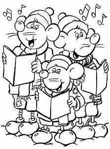 Free Printable Online Christmas Coloring Pages - AZ ...