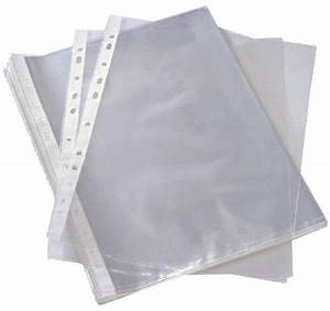 75 x plastic a4 document holder filing storage ring With a4 plastic document holder