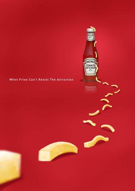 Heinz Ketchup | Ads creative, Creative advertising design ...