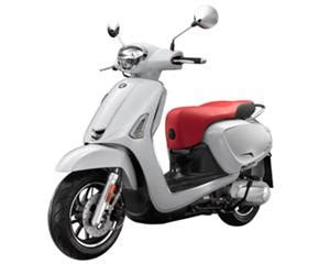 Modification Kymco Like 150i by Kymco Like 150i